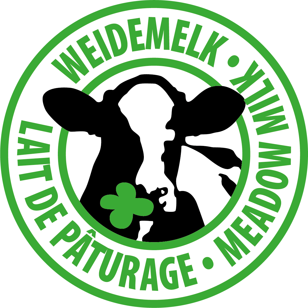 NL EN FR Weidemelk Meadow Milk Lait de Paturage